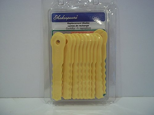 Shakespeare Nylon Replacement Blades Model # -