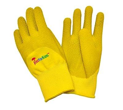 G & F 5009M Children's Work Gloves, Grey