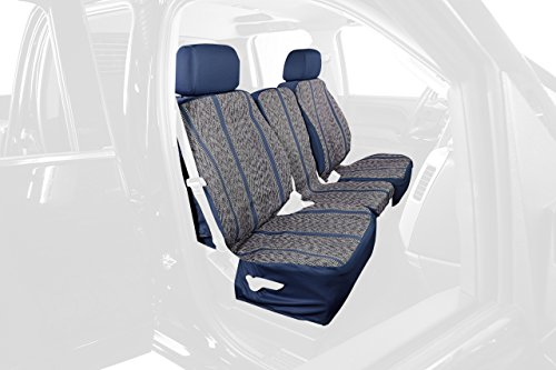 Saddleman Front Custom Fit Seat Cover for Select Jeep Wra...