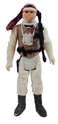 - Star Wars Empire Strikes Back Luke Skywalker (Hoth Gear) Vintage Action Figure 1980 Kenner