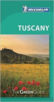 =TXT= Michelin Green Guide Tuscany. symbol cities found films convenio Nation Nosotros