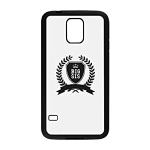 GTROCG BIG SIS LIL SIS World¡¯s BFF Matching Dangerously Best Friend Phone Case For Samsung Galaxy S5 i9600