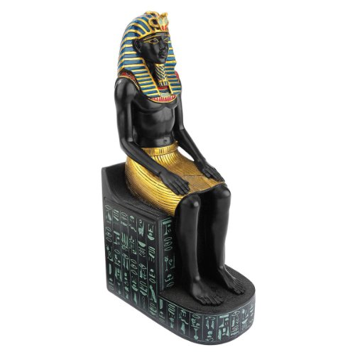 Design Toscano King Thutmose III Statue, Full Color ()