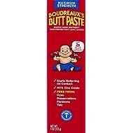 Boudreaux's Butt Paste Diaper Rash Ointment | Maximum Strength | 4 Oz