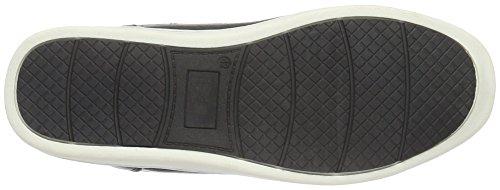 Tom Tailor 8589902, Men's Low-Top Sneakers Black - Black