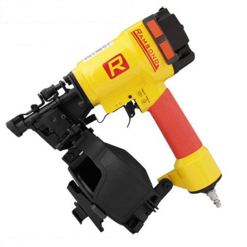 Ramsond CRN-45 7/8-Inch to 1-3/4-Inch Nails Coil Air Roofing Nailer