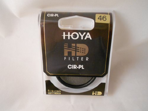 Hoya 46mm HD Hardened Glass 8-layer Multi-Coated Digital Circular Polarizer Filter (Hoya Polarizer Hd)