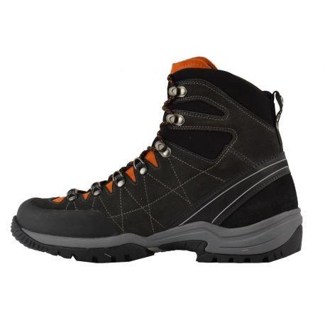 Zapatos R EVO GTX–para hombre Anthracite / Papaja