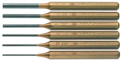 6 Piezas Conjunto de botador recto C.K T3328S