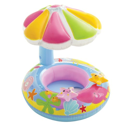 Intex 56583EP Fish Baby Float
