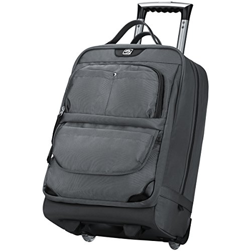 S ZONE lightweight Luggage Rolling Suitcase