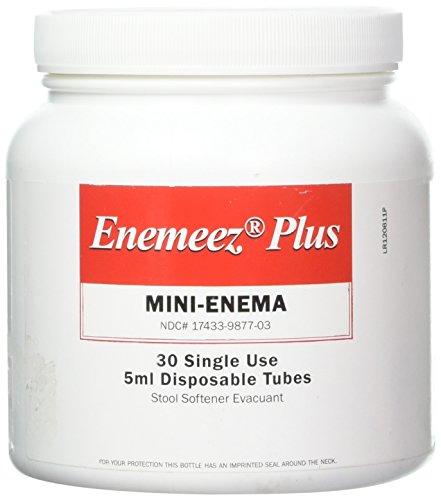 ENEMEEZ PLUS MINI ENEMA Size: - Plus Enema Enemeez