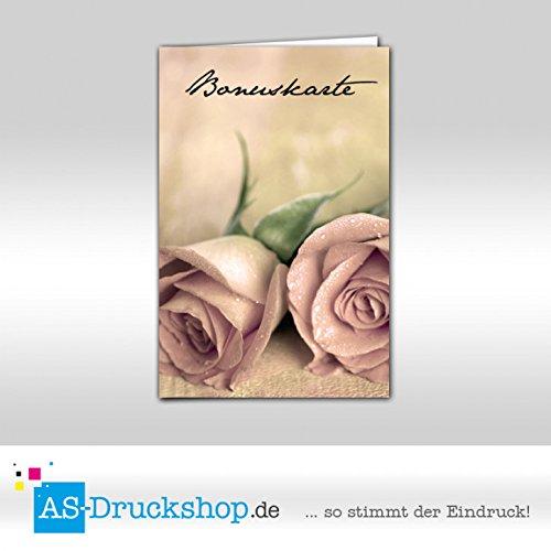 Bonuskarten Floristik -Rosangemälde 500 Stück B07D3YR865 | Haltbar