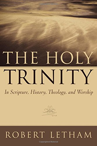 Image of The Holy Trinity: In Scripture, History, Theology, and Worship