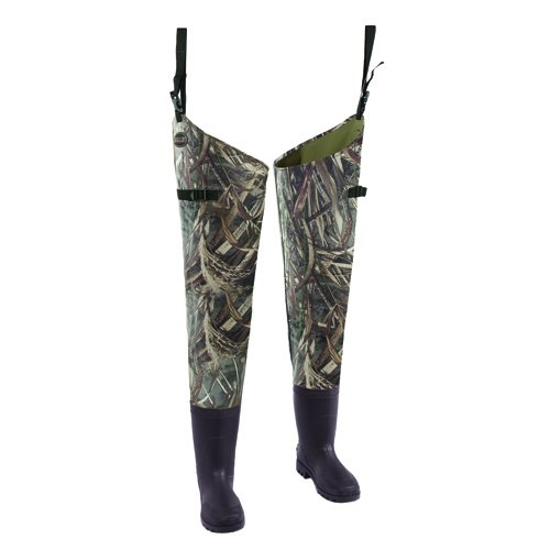 Allen Dillon 2-Ply Hip Waders, Realtree MAX-5