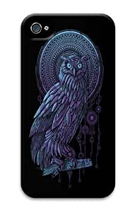 IMARTCASE iPhone 4S Case, Owl PC Hard Plastic Case for Apple iPhone 4S and iPhone 4