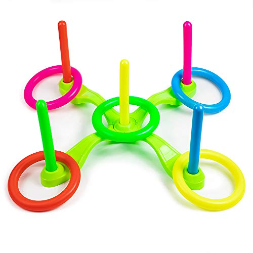LUCWI Ring Toss Game