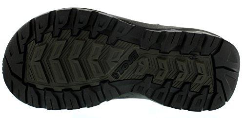 Teva Terra Fi 4 M's - Sandalias deportivas Hombre Gris (Grau (rhythm grey 986))