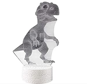 Creative Dinosaur Night Light LED Home Decoration Energy saving Lamp