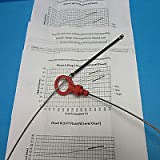 FidgetFidget Transmission Dipstick Fluid Level Tool Automatic Oil Auto Trans 9336A 917-327