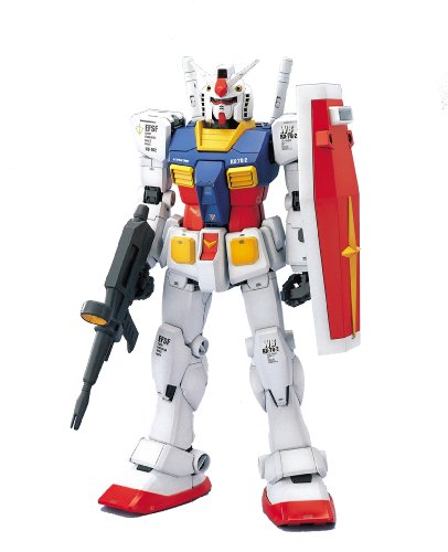 Bandai Hobby RX-78-2 Gundam Mobile Suit Gundam Perfect Grade Action Figure, Scale 1:60