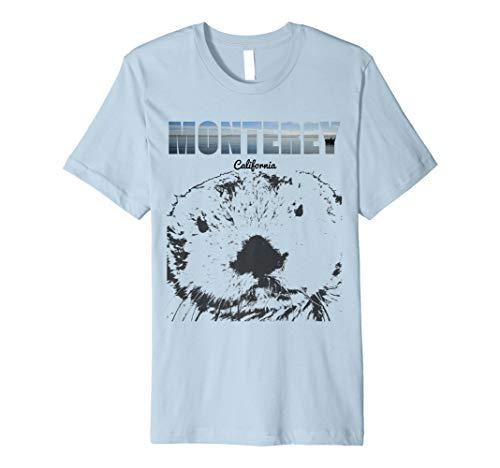 My Monterey 2018 California Sea Otter Seascape t-shirt