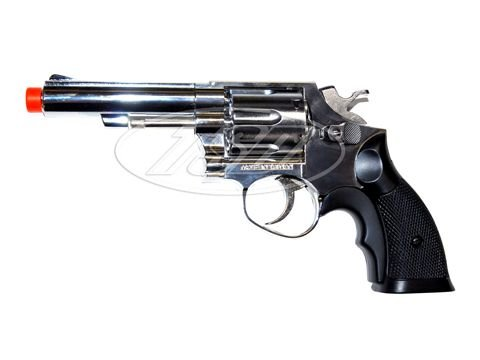 Barrel Mechanism Airsoft (hfc hg-131c gas airsoft revolver, 4 barrel airsoft gun(Airsoft Gun))