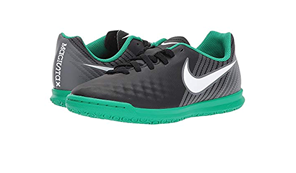 aves de corral veredicto Controlar  Amazon.com: Nike JR Magista Ola II IC Soccer Kids Shoes 844423-002,  Black/White-Cool Grey, 5.5 M US Big Kid: Sports & Outdoors