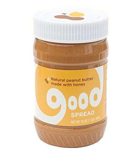 Good Spread Honey Peanut Butter product image