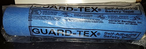 Guard-Tex ? Self-Adhering Safety Tape - General Bandage 3/4 X 30 Yard Blue Guard-Tex ? Self-Adhering Safety Tape - 41408-3/4 by General -