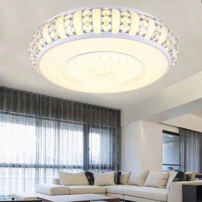 El techo de la sala lámpara estrella brillante LED de luz de ...