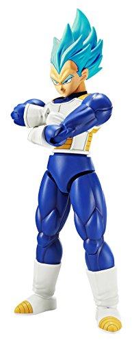 Bandai Hobby Figure-Rise Standard Super Saiyan God Super Saiyan Vegeta Dragon Ball Super from Bandai Hobby