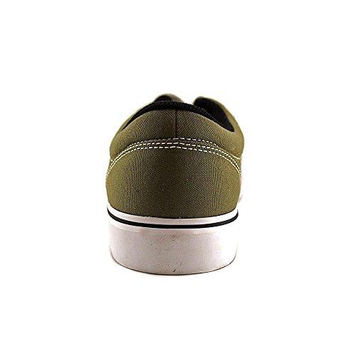 mdm Scarpe Bianco blk White Satire Skateboard da Olive Uomo Canvas Medium Nike Olv Verde Nero OZSEqwn