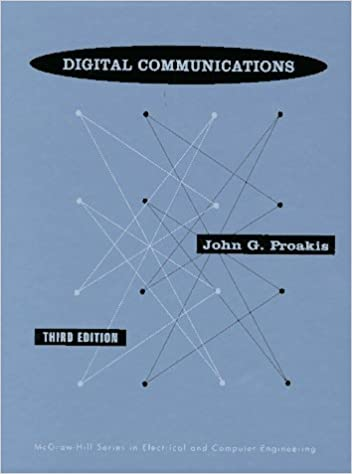 Digital Communication By John Proakis Pdf