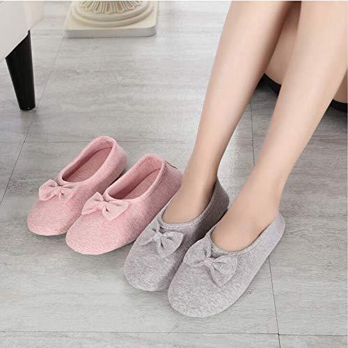 Automne Femmes Int Chaussures Coton Maison Hiver Ewqt5