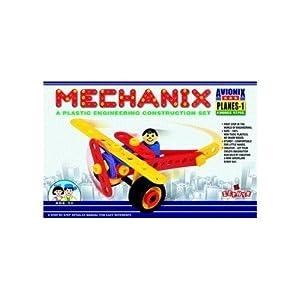 Mechanix Plastic Planes 1, Building...