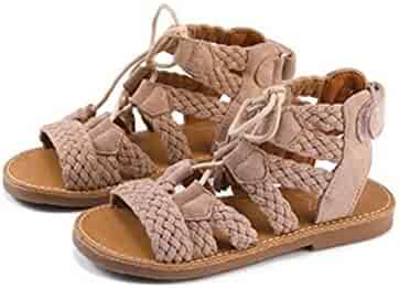 08c8324fc0e7 MIKA HOM Summer Flat Sandal Outdoor Beach Casual Shoes Girl Sandals