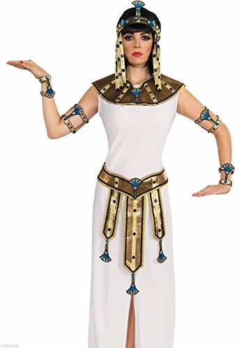 Forum Novelties Women's Deluxe Female Egyptian Costume Belt, Multi Colored, One Size -