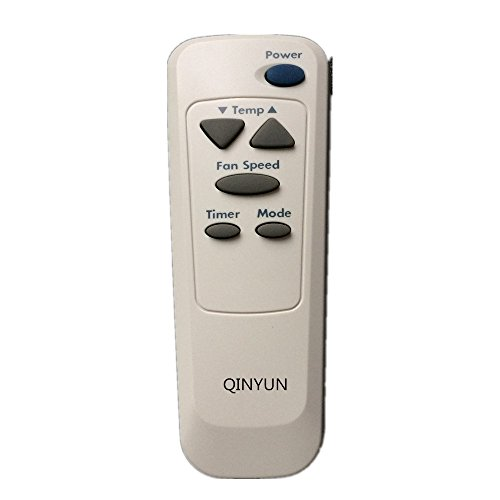 QINYUN Remote Control 6711A20034G For LG Air Conditioner LWHD1500ER RADS-151A by QINYUN (Image #1)