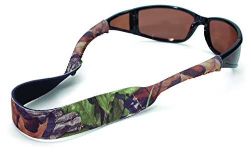 Croakies XL Croakies Eyewear Retainer, Mossy Oak, - Eyewear Oak