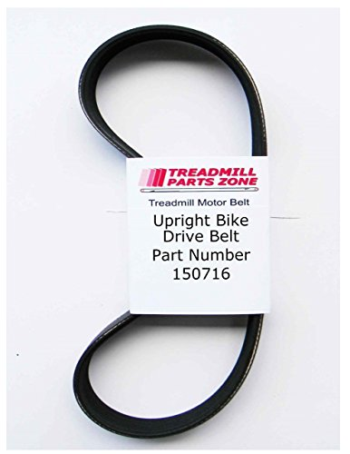 Pro Form Model PFEX39911 - PROFORM CROSSTRAINER 970 Upright Bike Drive Belt Part Number 150716 by TreadmillPartsZone