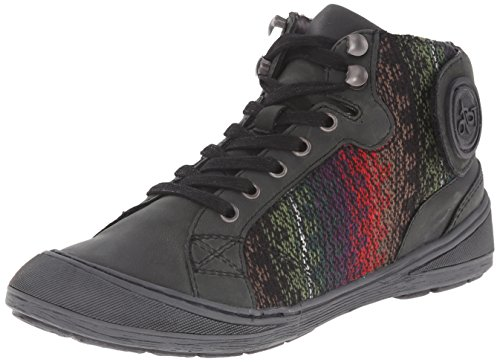 Providence Women's Fashion Black Sneaker Otbt 5RqwFUF