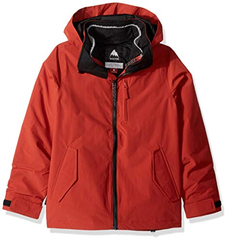 Burton Boys Link System Jacket, Bitters, Medium