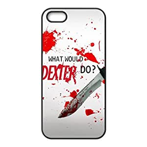HDSAO What Would Dexter Do?Hot Seller Stylish Hard Case For Iphone 5s