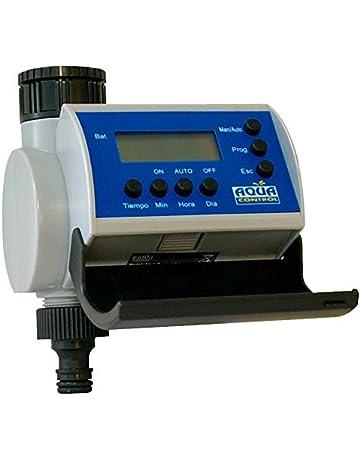 Aqua Control C4100. Programador digital de riego para grifo.