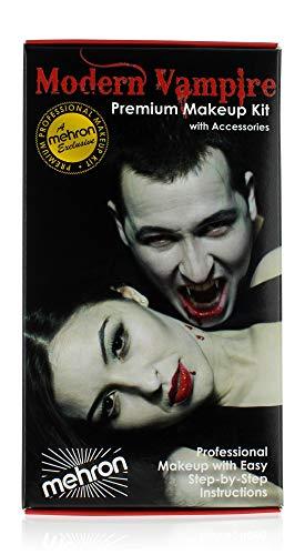 Mehron Makeup Premium Character Kit (Vampire) -