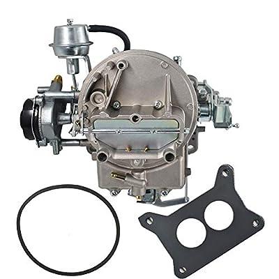 Autoparts 2-Barrel Carburetor Carb 2100 Fit for Ford 289 302 351 Cu Jeep 360 Engine 1964-78: Garden & Outdoor