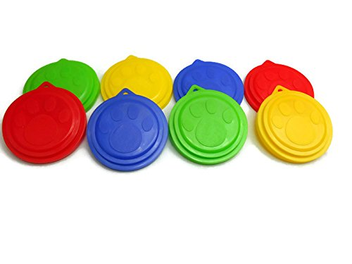 PET CAN FOOD COVER (Set of 4 Pairs)
