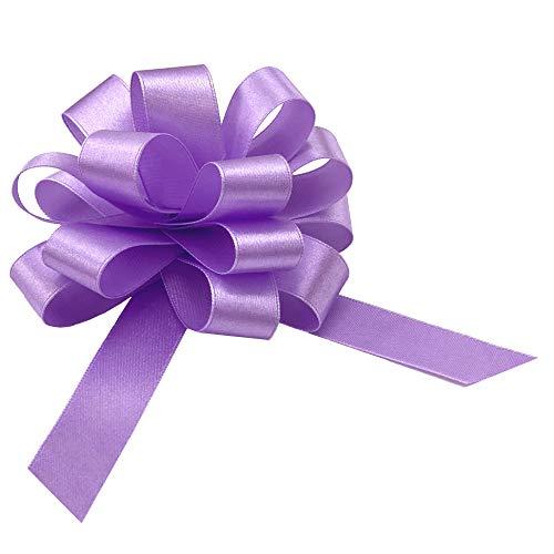 Easter Lavender Gift Pull Bows - 4