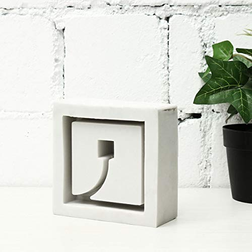 Succulent Planter Candle Soap Silicone Handmade Concrete Chocolate Flowerpot by Number-One (Image #5)